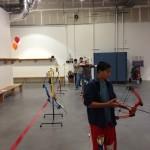 Indoor Archery Range Reno Wasting Arrows